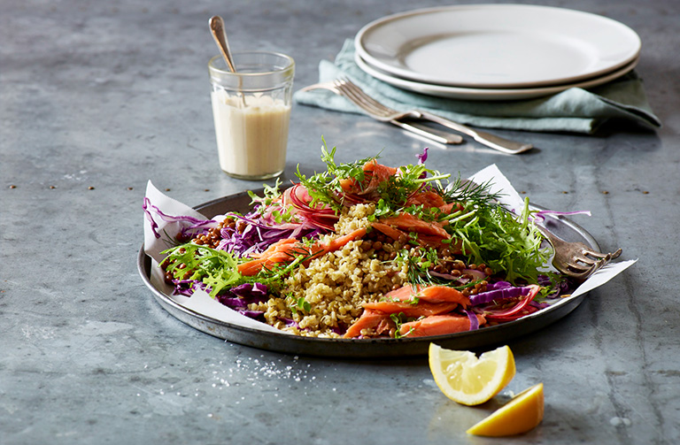 http://www.foodthinkers.com.au/images/easyblog_shared/Recipes/hot-smoked-trout-salad-with-braised-cabbage-beluga-lentils.jpg