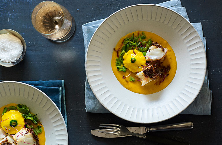 http://www.foodthinkers.com.au/images/easyblog_shared/Recipes/spiced-crayfish-w-smoked-carrot-veloute.jpg