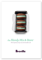the Handy Mix & Store™ Recipes