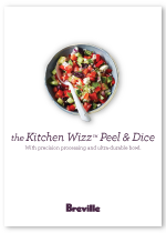 the Kitchen Wizz™ Peel & Dice Recipes