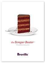 the Scraper Beater™ Recipes