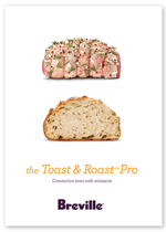 the Toast and Roast™ Pro Recipes