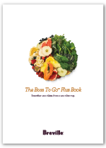 the Boss To Go™ Plus Recipe Book