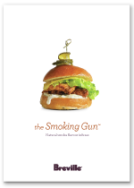 the Smoking Gun™ Recipe Book